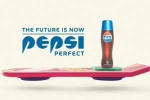Pepsi Perfect from Back to the Future Part II
