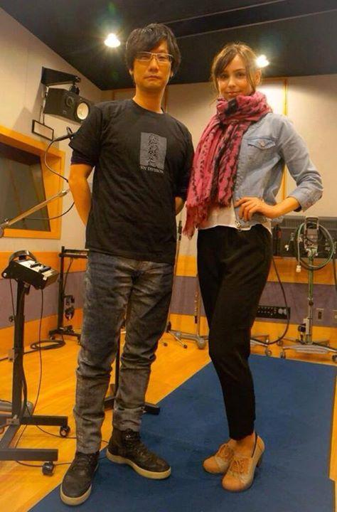 Stefanie-Joosten-with-Kojima