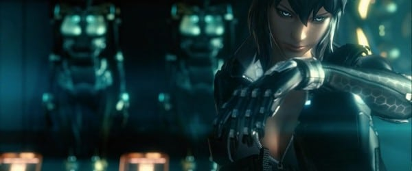 Ghost In The Shell Stand Alone Complex First Assault - Screenshot 01