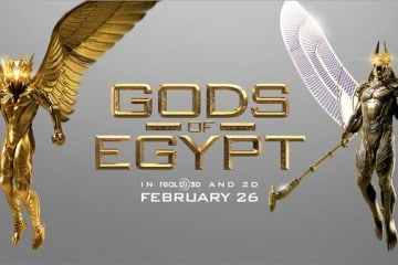 Gods Of Egypt (2016) - Banner US 01
