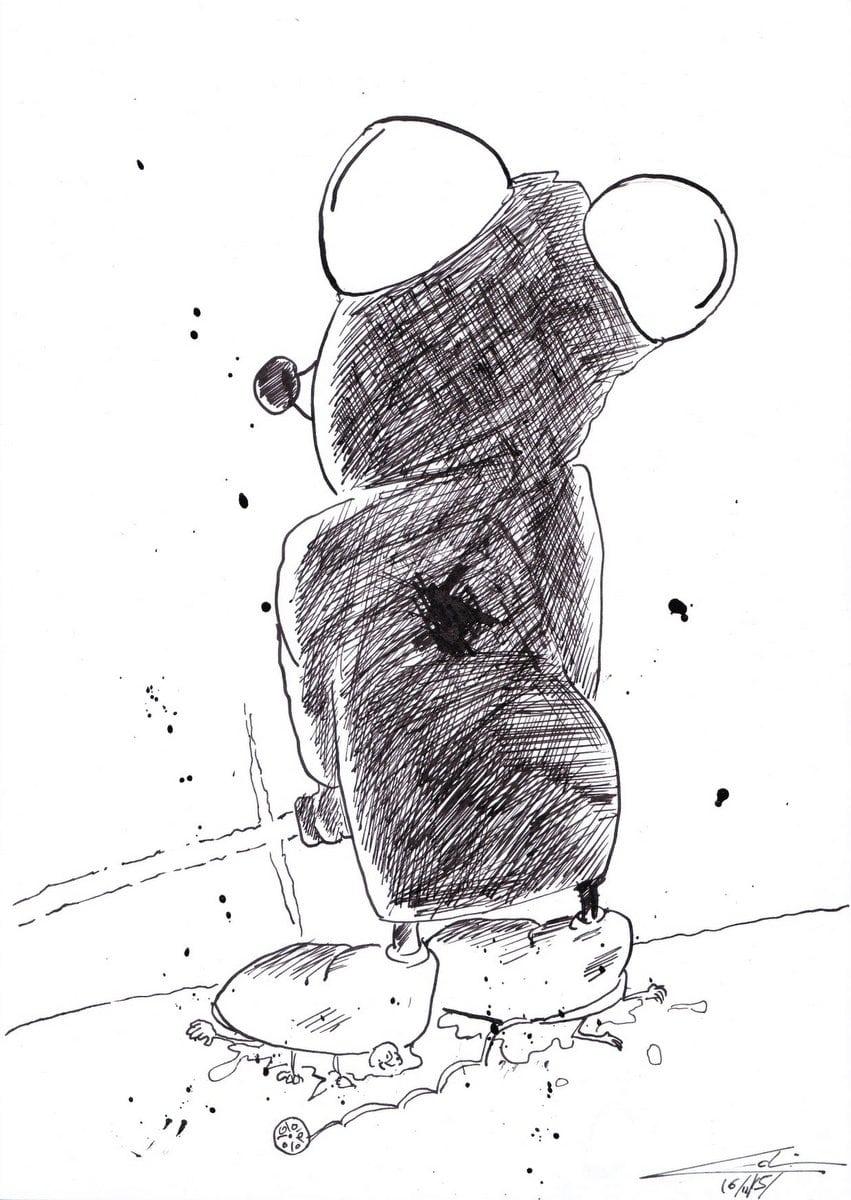 Colin-Gribouille-l'Actu-Mickey-Star-Wars-annihile-la-concurrence