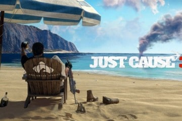 Just Cause 3 - Wallpaper