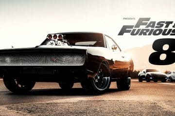 Fast and Furious 8 Fan Banner