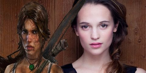 Tomb Raider Alicia Vikander is Lara Croft