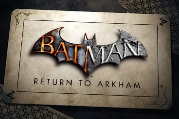 Batman Return to Arkham Screenshot 01