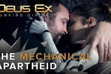 Deux Ex Mankind Divided Apartheid Mécanique