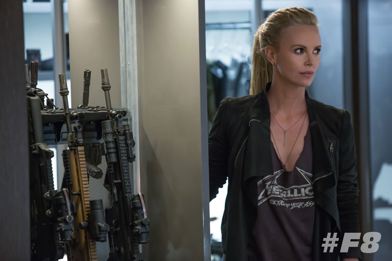 Fast and Furious : Charlize Theron