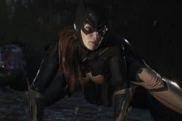 Batman Arkham Knight Screenshot 17 Batgirl