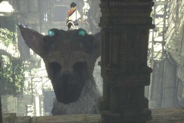 The Last Guardian Screenshot 01
