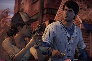 The Walking Dead Season 3 - Screenshot 01