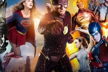 CW Arrow Flash DC's Legends of Tomorrow Supergirl