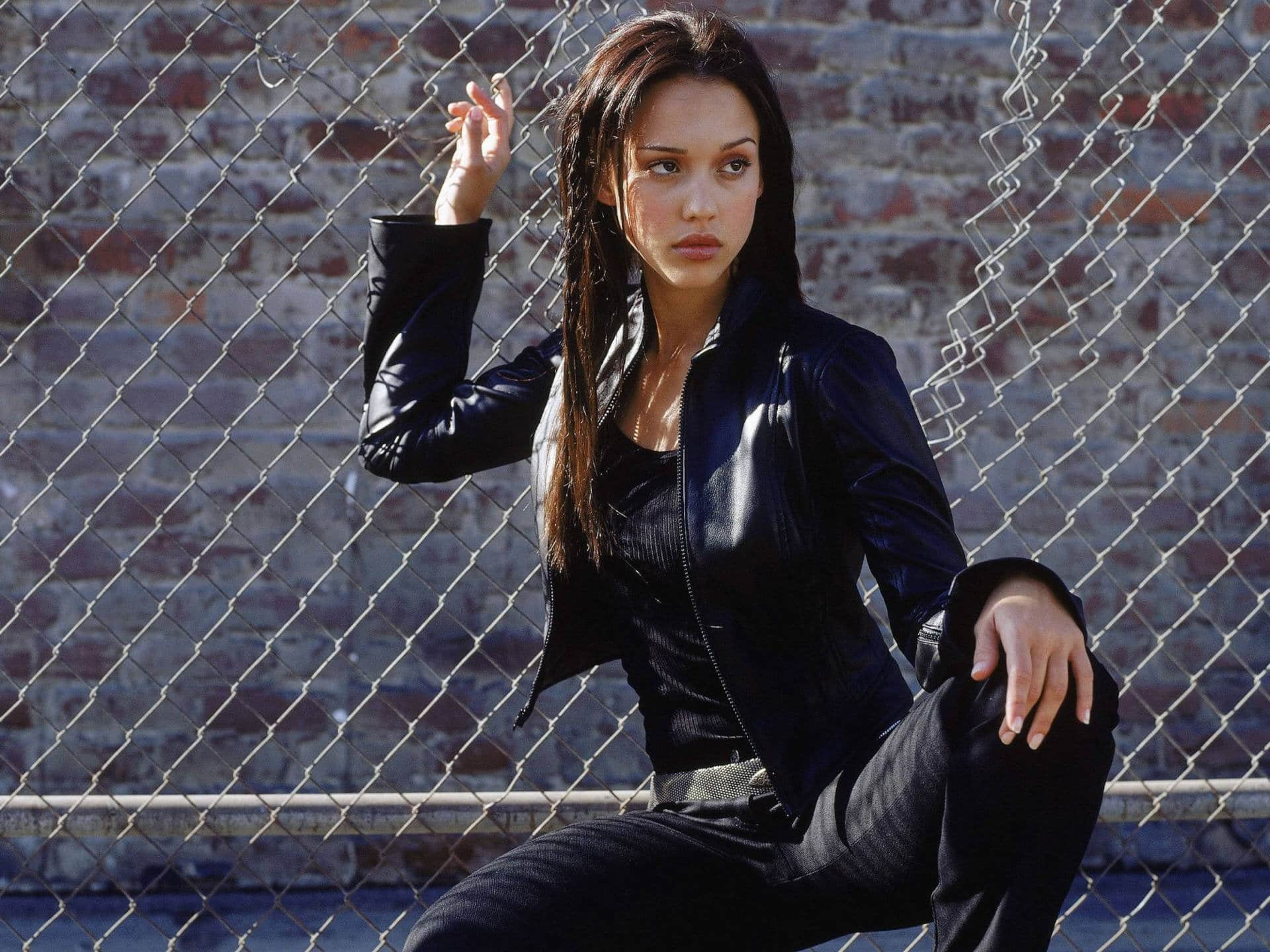 Jessica Alba dans Dark Angel