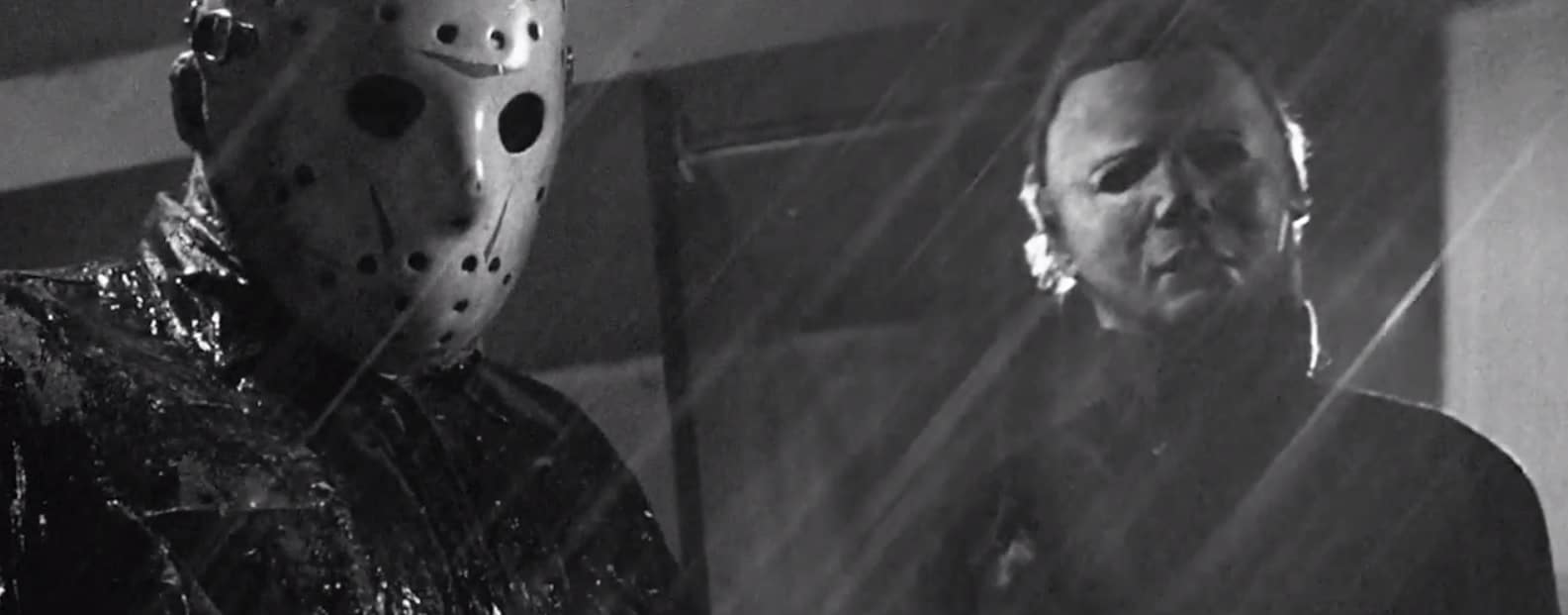 Boogeymen's Anthology Michael Vs Jason : les personnages emblématiques du cinéma d'horreur et d'épouvante réunis