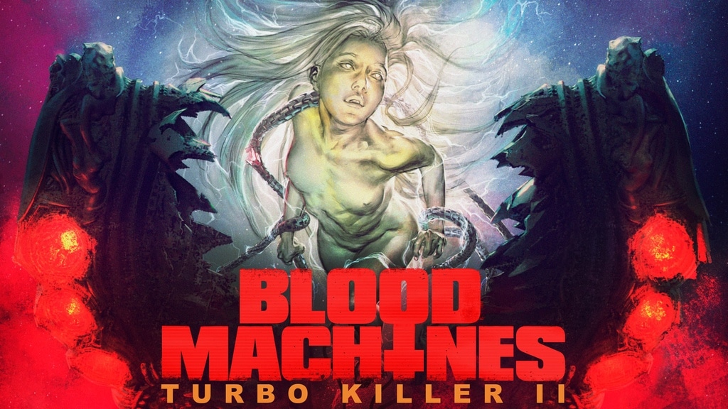Blood Machines Turbo Killer 2 de Seth Ickerman et Carpenter Brut