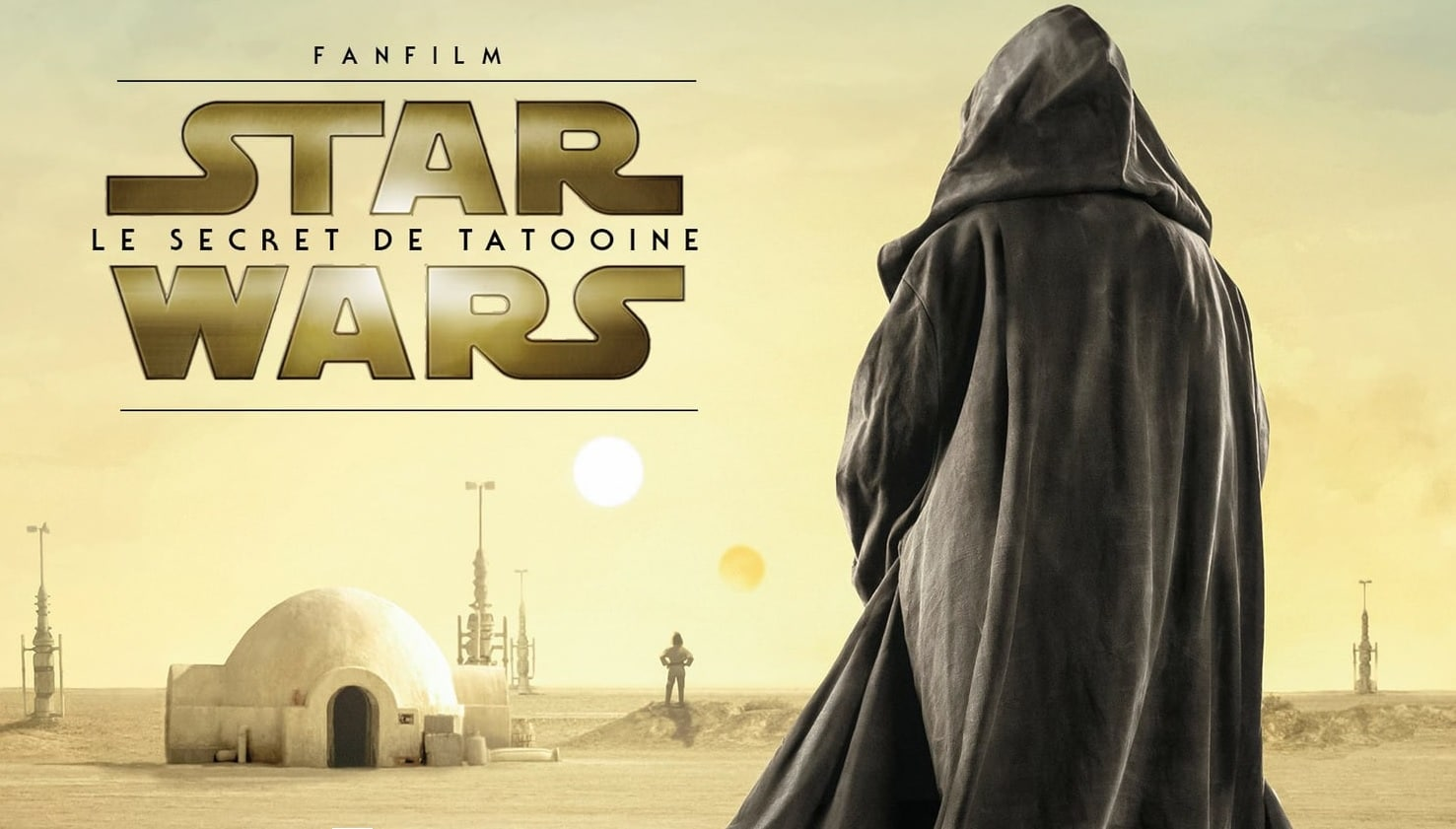 Star Wars Le Secret de Tatooine