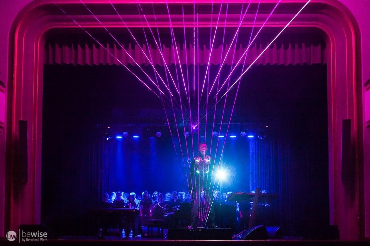 Laser-Harp-Time-Composer