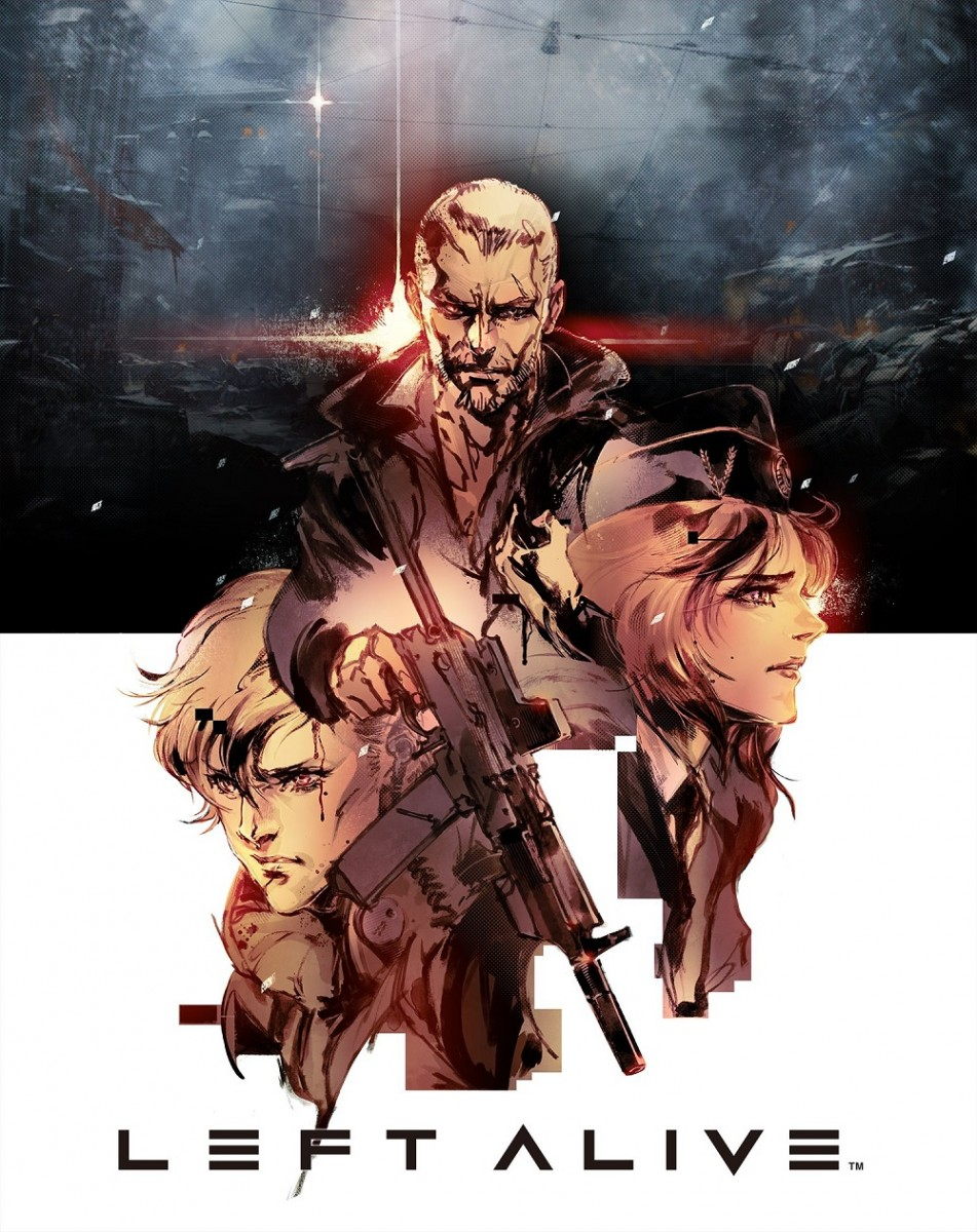 Left-Alive-Yoji-Shinkawa-Artwork
