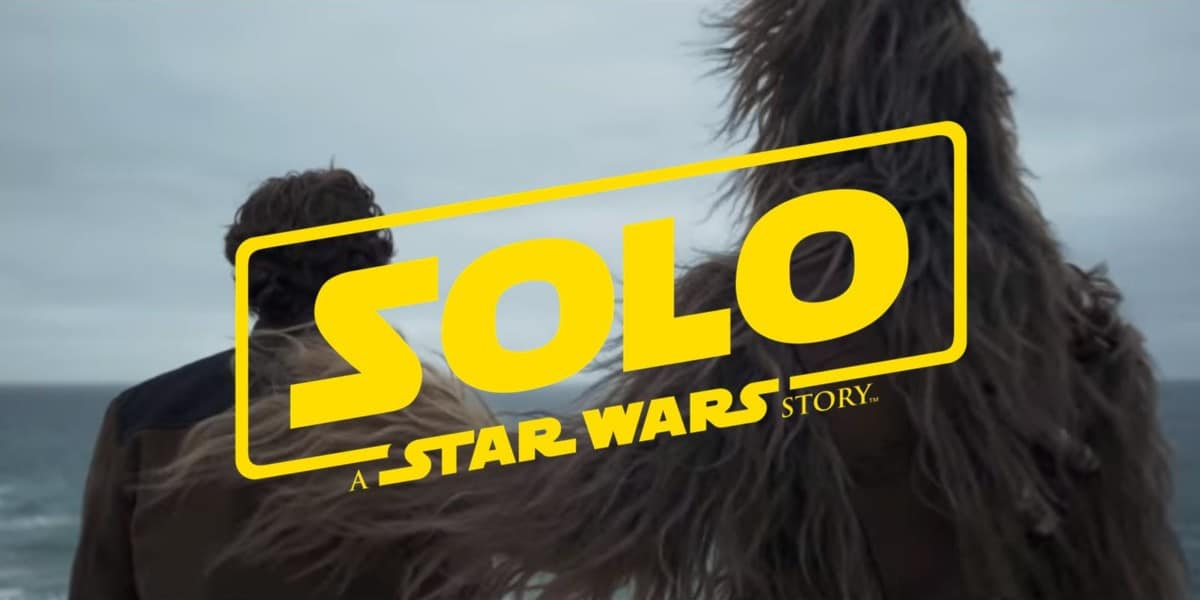 Nouvelle bande-annonce pour Solo : A Star Wars Story