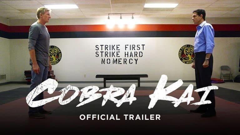 Une saison 2 pour Cobra Kai — Karate Kid