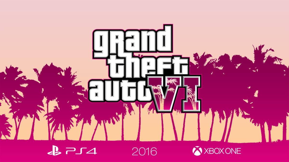 Un artwork de GTA 6 réalisé par un fan de Grand Theft Auto