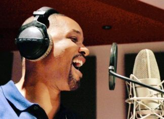 will-smith-messing-around-in-the-studio-324x235