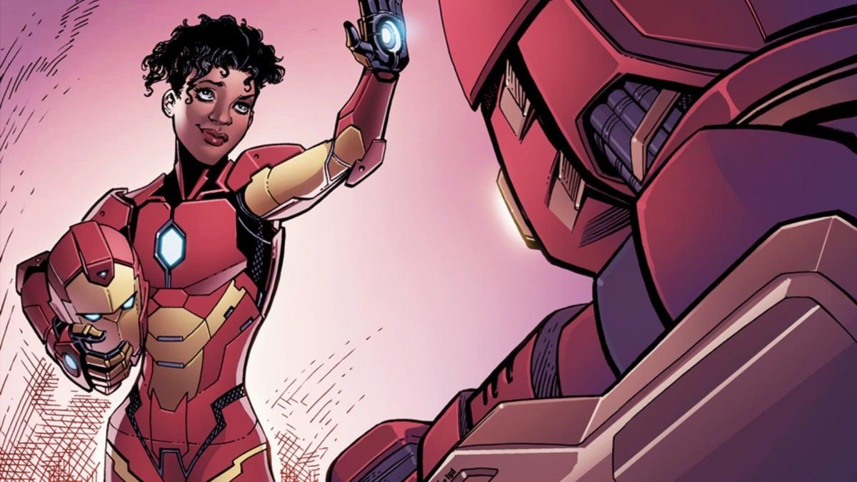 IronHeart : Un script pour la successeur de Iron Man - Eklecty-City