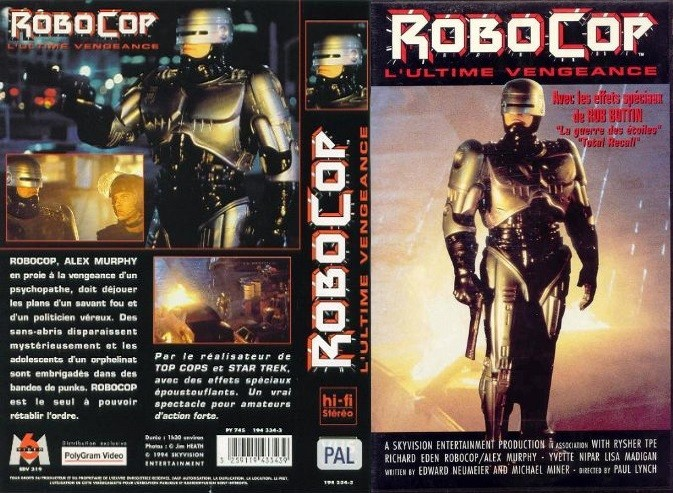 Richard Eden Robocop