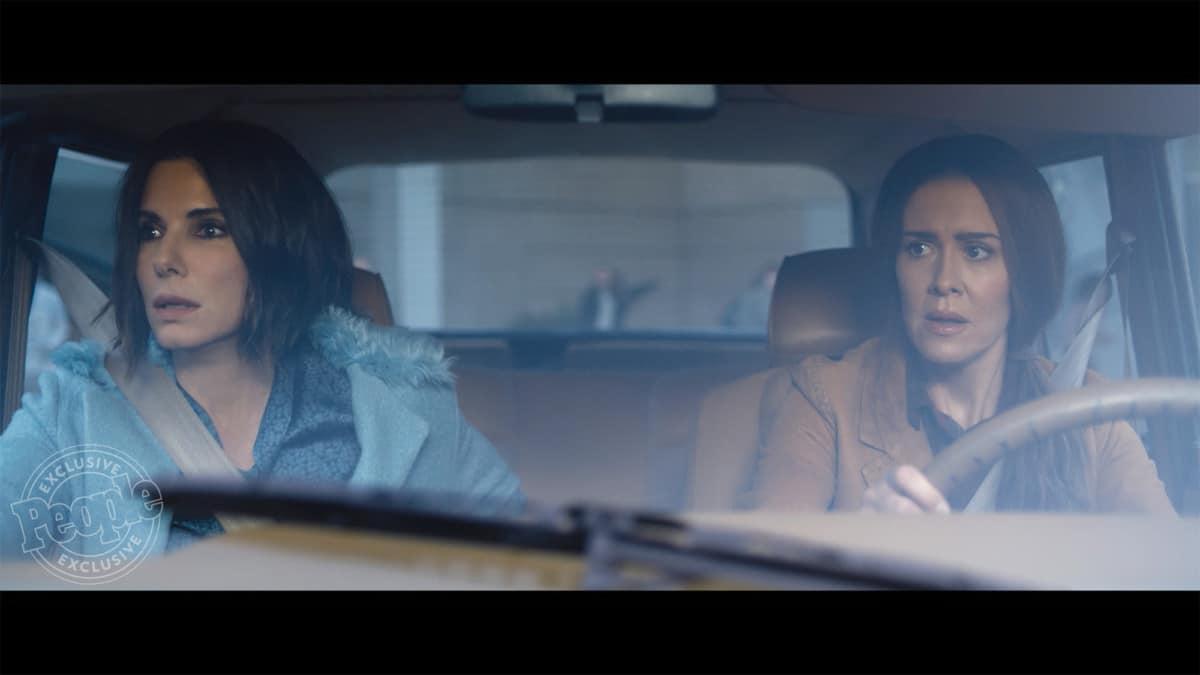 Sandra Bullock arrive sur Netflix — Bird Box