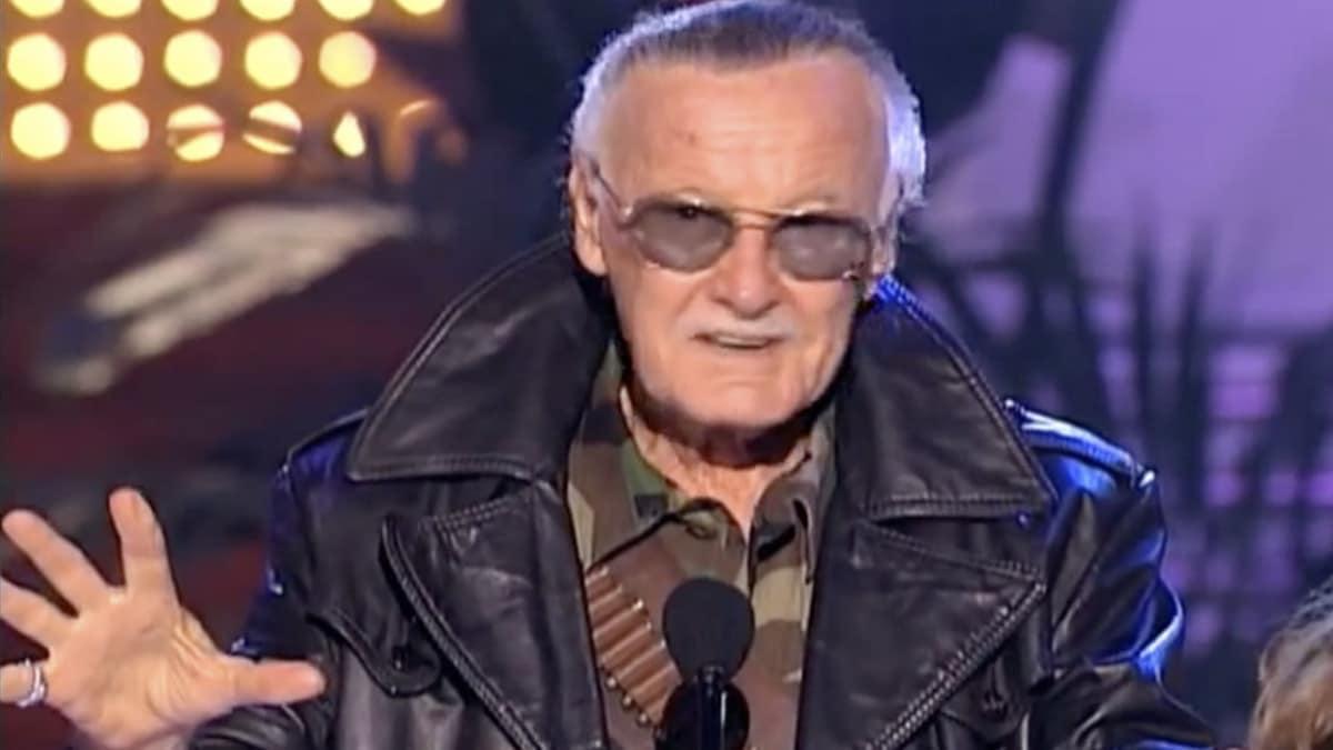 Metal Gear : Quand Stan Lee s'est déguisé en Revolver Ocelot