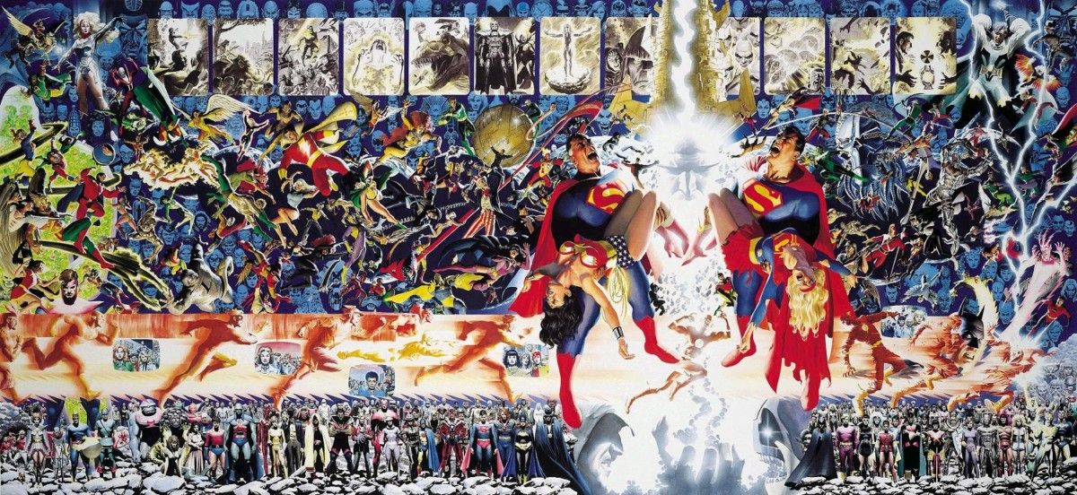 alex-ross-crisis-on-infinite-earths
