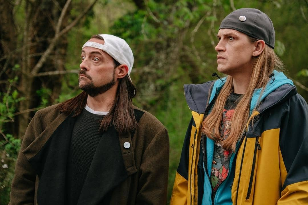 Jay and Silent Bob Reboot dévoile sa bande-annonce