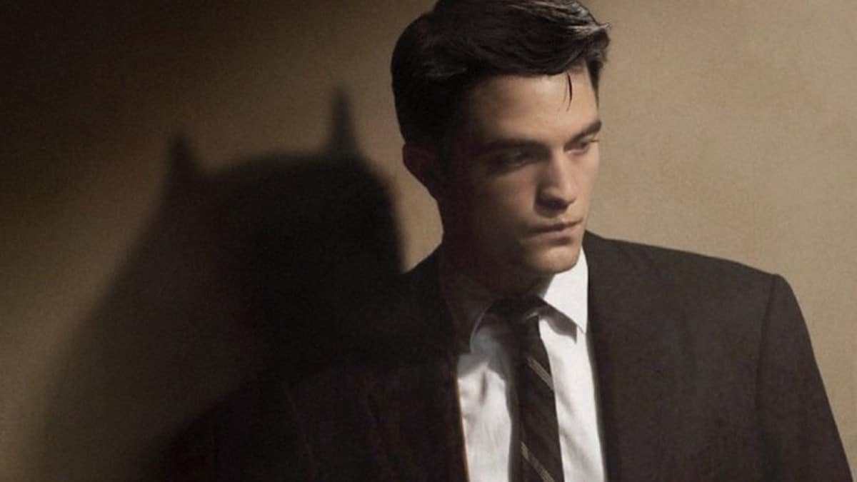 Robert Pattinson sera Batman dans le film de Matt Reeves