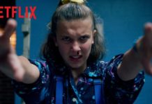 Millie Bobby Brown dans la saison 3 de Stranger Things