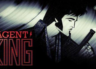 Elvis en espion dans Agent King