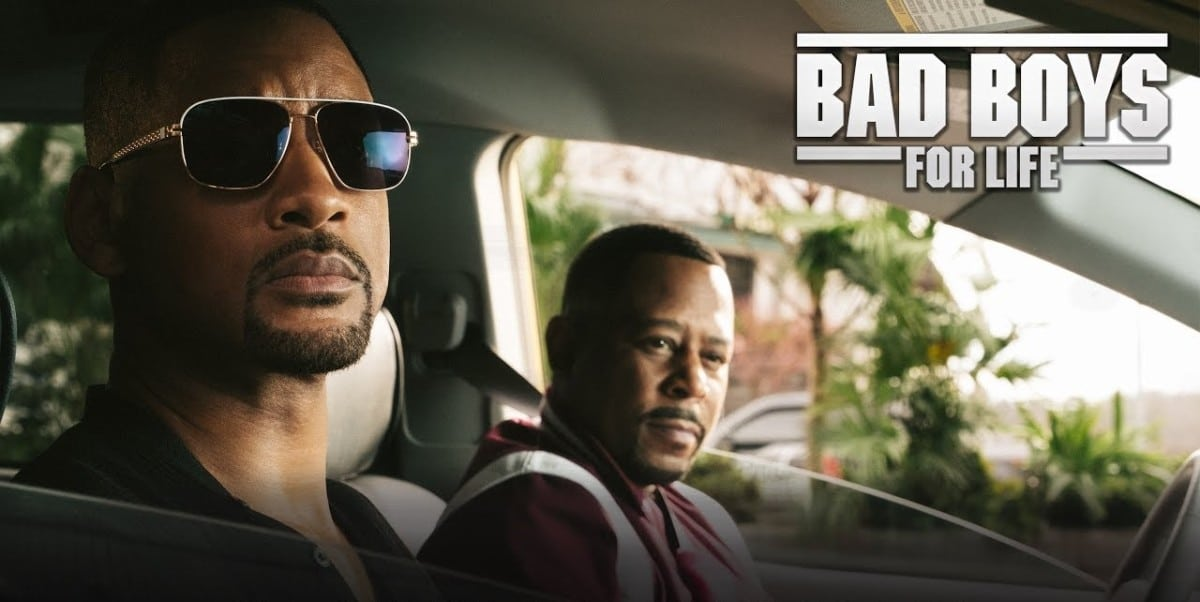 Bad Boys For Life avec Will Smith et Martin Lawrence