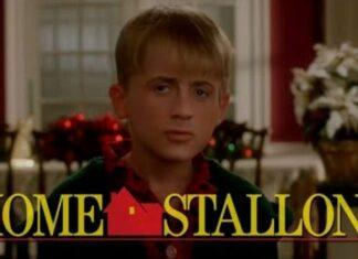 Maman, j'ai raté l'avion avec Sylvester Stallone