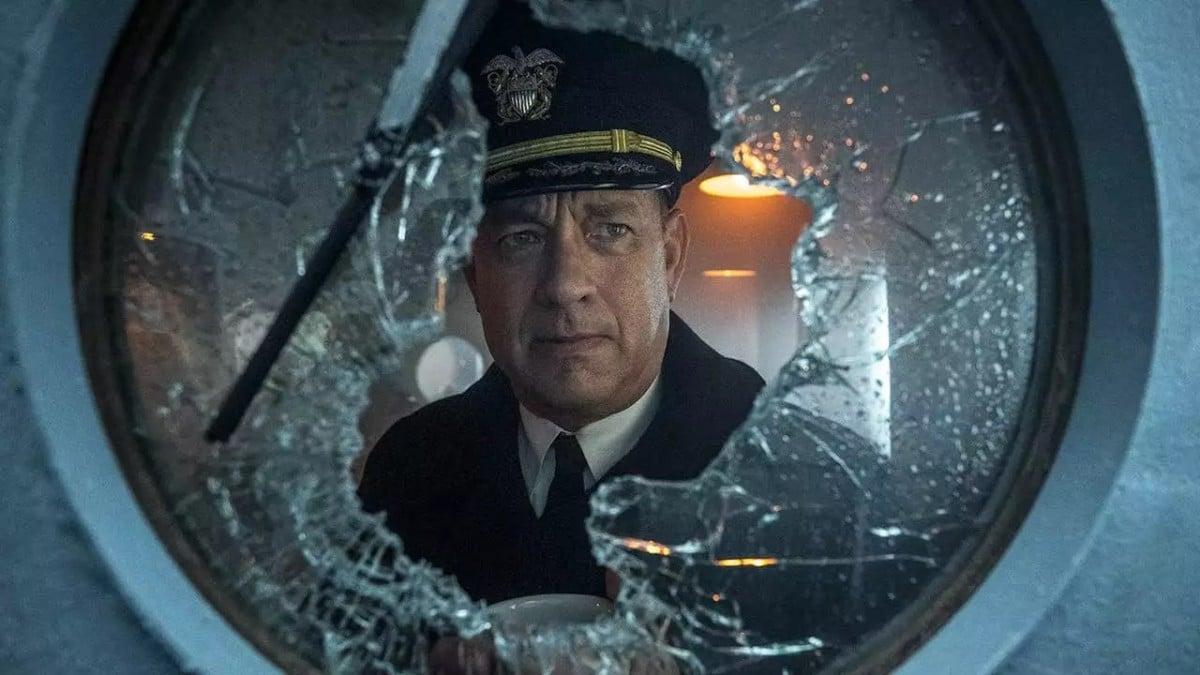 REGARDER] » USS Greyhound - La bataille de l'Atlantique (2020) Film Complet HD-1080p