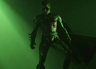 Chris O'Donnell interprète Dick Grayson aka Robin dans Batman Forever réalisé par Joel Schumacher.