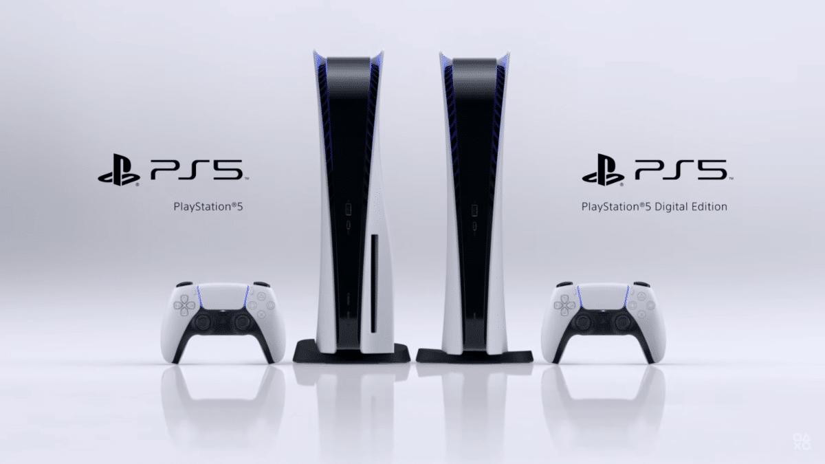 Découvrez le design de la Playstation 5 et de la PS5 Digital Edition ainsi que ses premiers jeux.