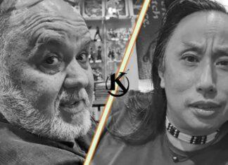 Interview avec Bô Gaultier de Kermoal et Guillaume Briat de la série Kaamelott.